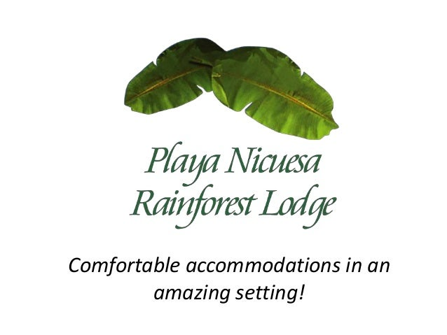 Comfortable accommodations in an amazing setting!
