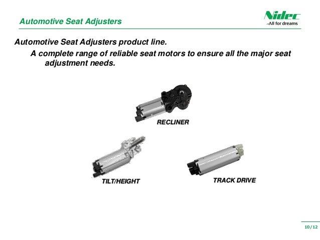 Nidec Automotive Motor Americas