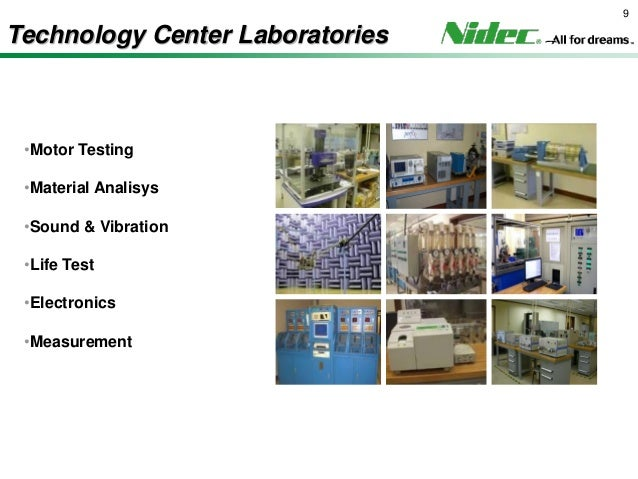 Nidec Solemotor Company Overview