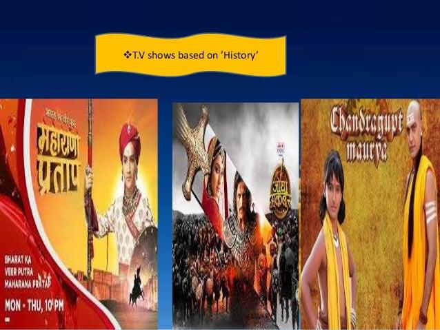 T.V shows based on 'History'