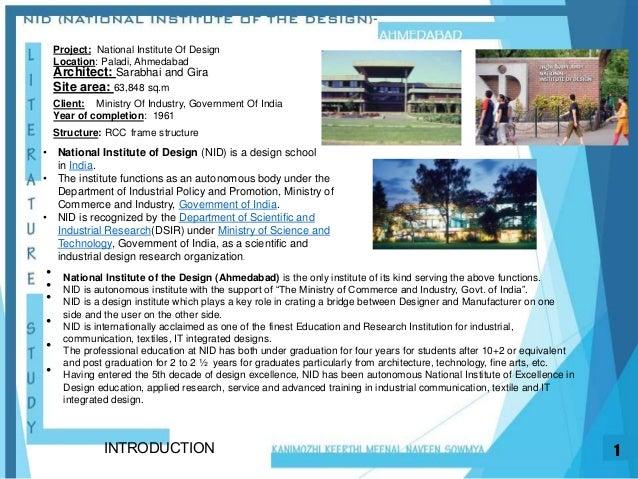Designer case study design and technology