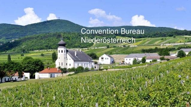 1 Convention Bureau Niederösterreich