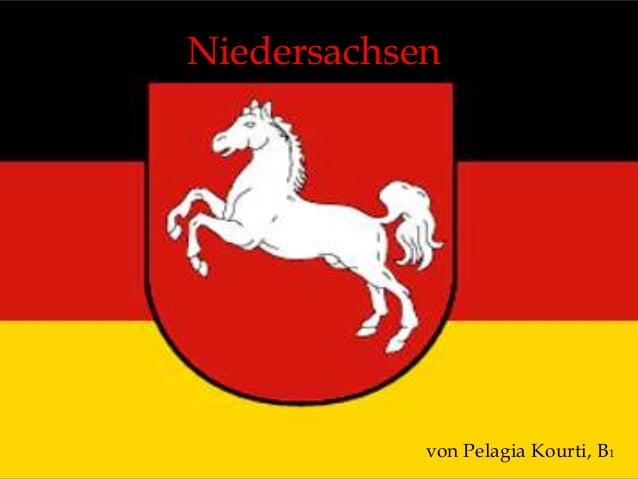 Niedersachsen von Pelagia Kourti, B1