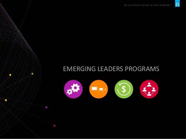 EMERGING LEADERS PROGRAMS