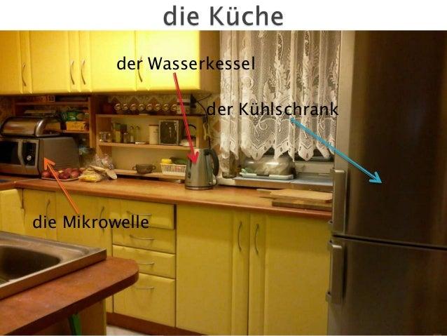 Niemiecki prezentacja