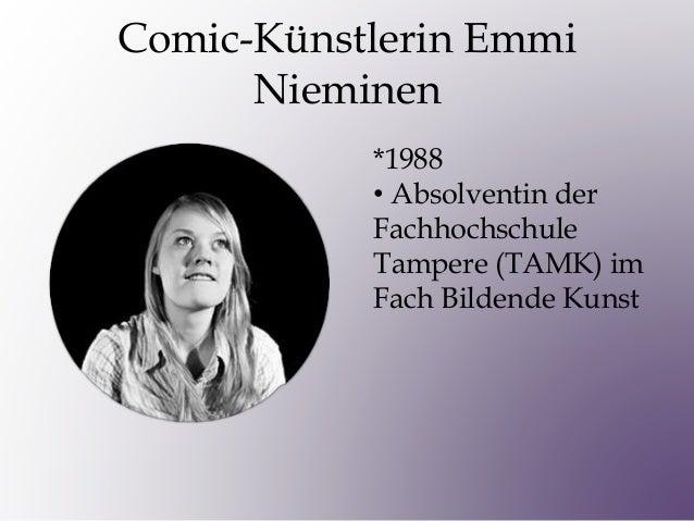 Emmi Nieminen/Frankfurt Book Fair 2014 Slide 2