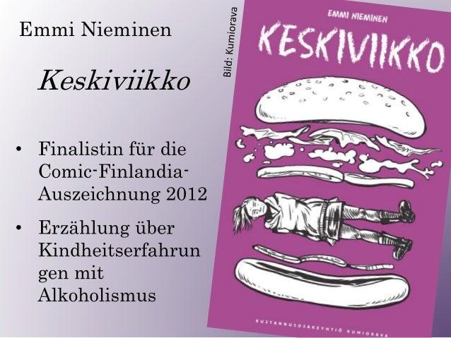 Emmi Nieminen/Frankfurt Book Fair 2014 Slide 3