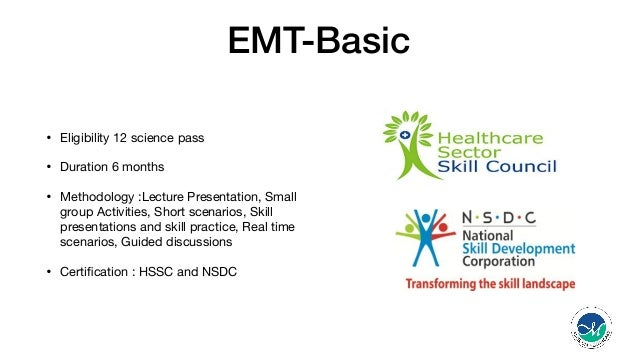 Training of Ambulance Paramedic in EMS / Feb 24 -2018