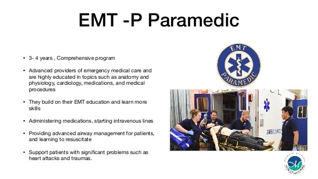 Training of Ambulance Paramedic in EMS / Feb 24 -2018