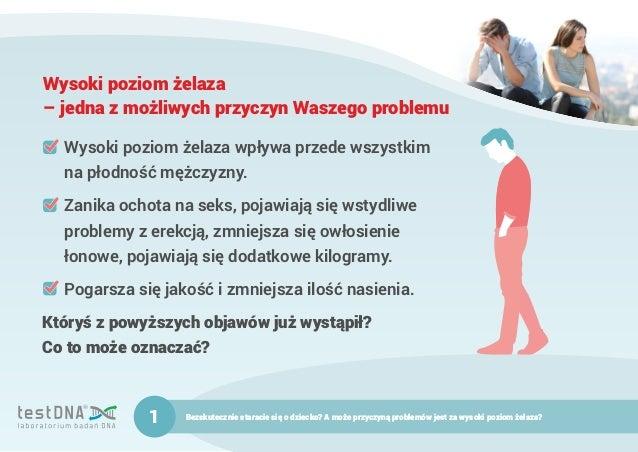 Niepłodność w hemochromatozie [PORADNIK] Slide 2