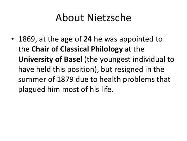 About Nietzsche • She reworked some of Nietzsche's unpublished writings to fit her husband's ideology, often in ways contr...
