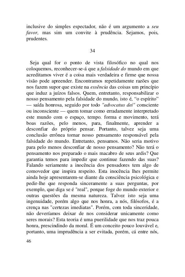 Nietzsche para além do bem e do mal