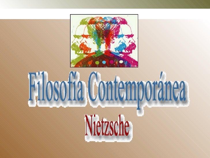 NIETZSCHE Fue un filósofo alemán que  revolucionó y criticó las raíces del pensamiento occidental , cuestionó corrientes f...