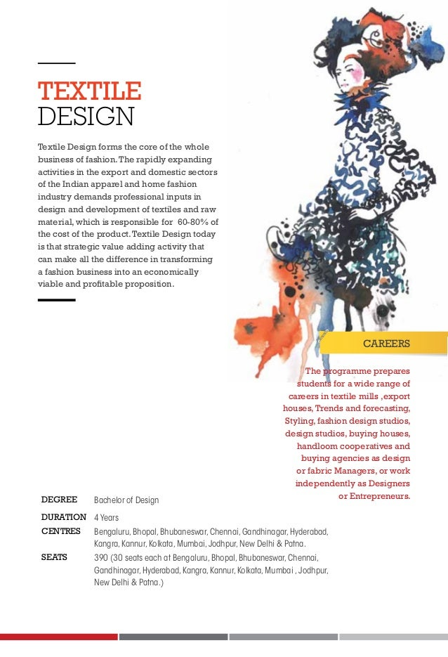 Nift Fashion Designing Course Duration