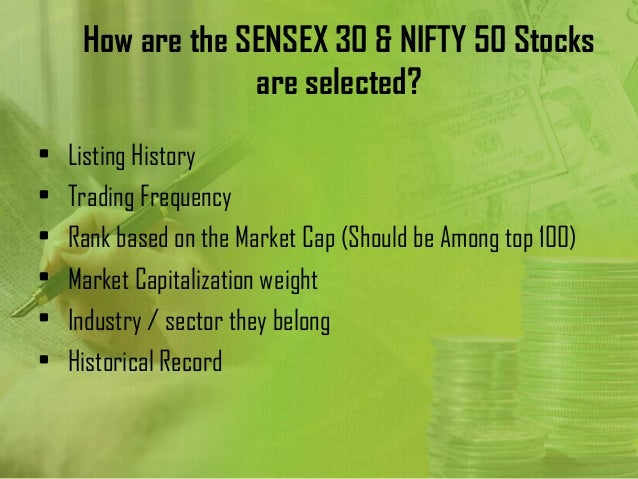 NSE & NIFTY -calculations