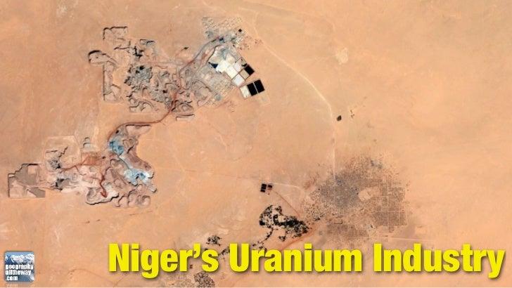 Niger's Uranium Industry