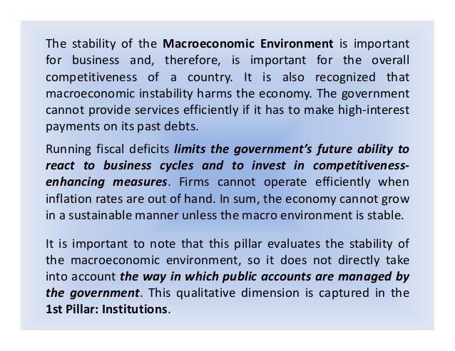 macro environment in nigeria Environmental, social and governance (esg)  macro-economics policy, forecasting and research  nigeria still faces significant challenges, including foreign .
