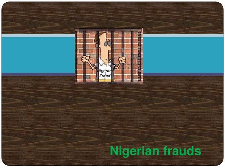 nigeria connection 419