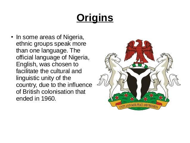 Pidgin languages nigerian pidgin naij