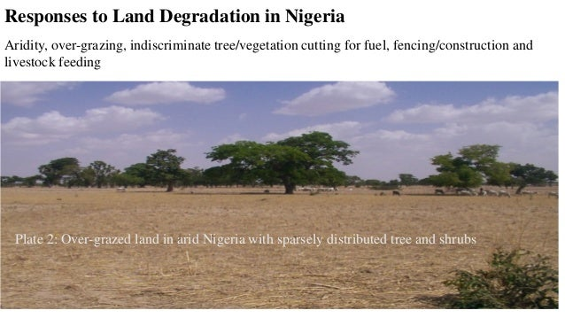 Increase/expansion of settlements (urban and rural), continuous cropping, inappropriate crop and soil management practices...