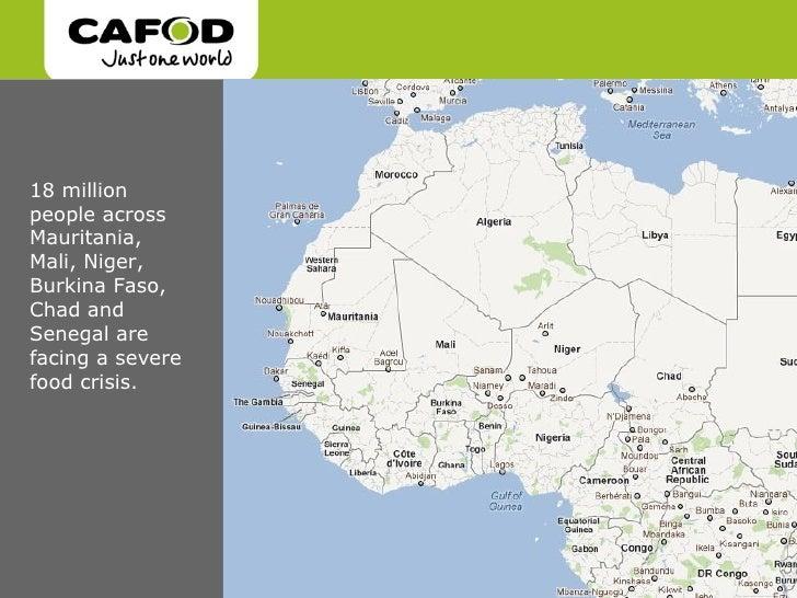 West Africa food crisis Slide 2