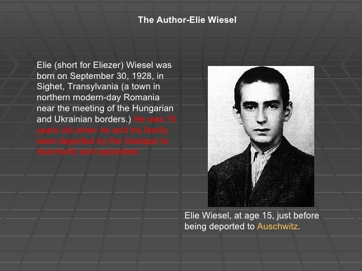moch the beadle in the novel night by elie wiesel Night the book ponders a series of questions, whose answers, moch the beadle, night by elie wiesel,  title of the novel, night and the world remained silent.