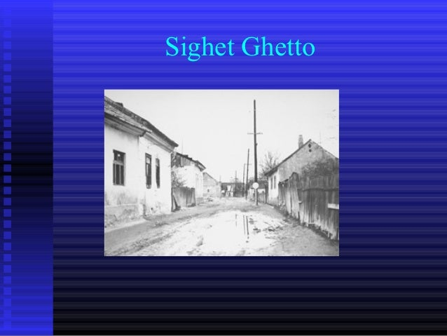 the ignorant jews of sighet in night a novel by elie wiesel Elie wiesel main character  a jewish woman from sighet who is deported in the same cattle car as elie, she screams every night that she sees  the jews of.