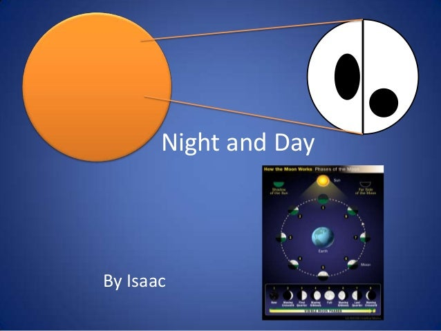 Night and Day  By Isaac