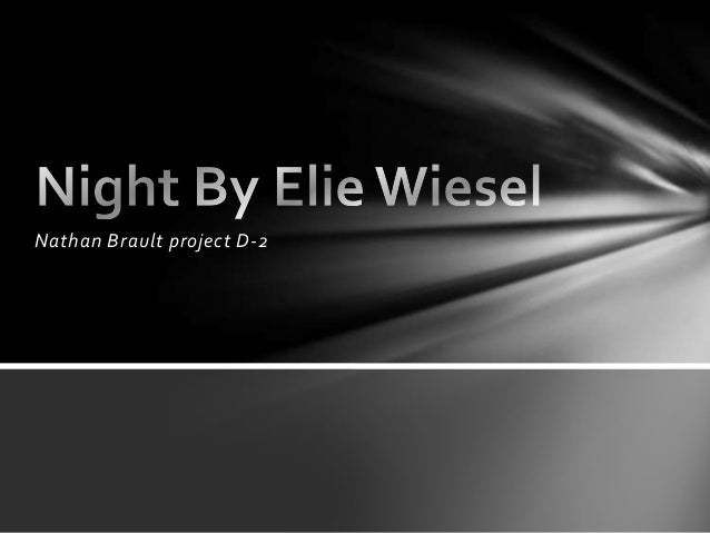 an analysis of reflection in night by elie wiesel Night by elie wiesel - chapter 6 summary and analysis this study guide consists of approximately 24 pages of chapter summaries, quotes, character analysis, themes, and more - everything you need to sharpen your knowledge of night.