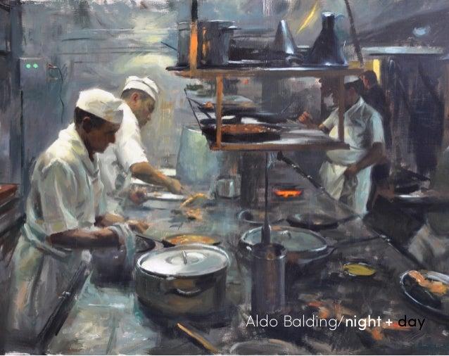 Aldo Balding/night + day