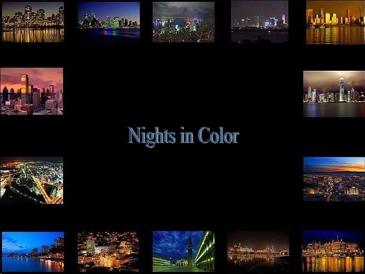 Nights in Color