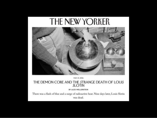 The Demon Core was one of the first nuclear cores developed at Los Alamos during World war II. It claimed the lives of sev...