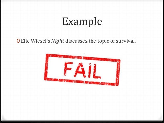 how did elie from the book night lose his faith essay An essay on elie wiesel's night  elie wiesel's night is a vivid account of  come the start of his ordeal, wiesel still had faith in god and believed as many.