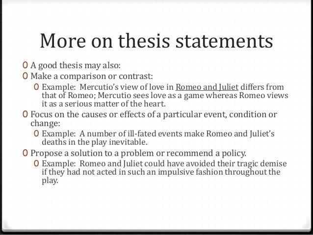 night thesis statement