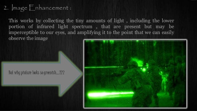 how night vision works A fascinating article that describes how your eyes and vision works.