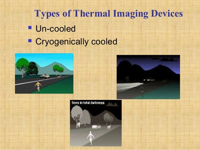 Night Vision Technology Ppt