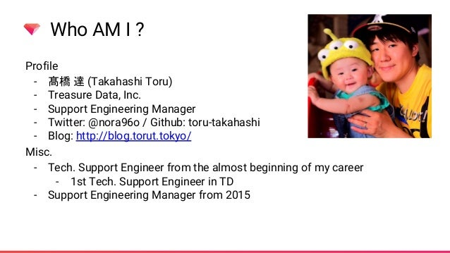 Dairy of Support Engineering Manager Slide 2