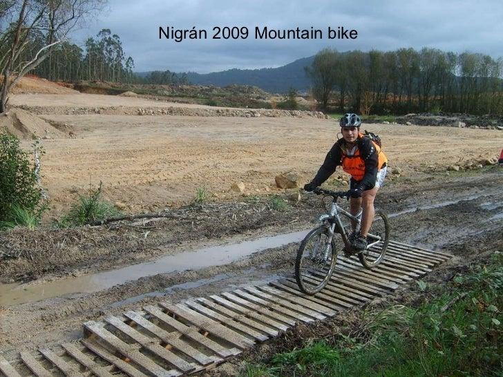 Nigrán 2009 Mountain bike