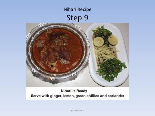 how to make beef nihari