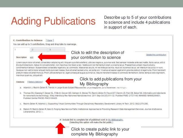 September NIGMS Feedback Loop Blog National Institute SlideShare