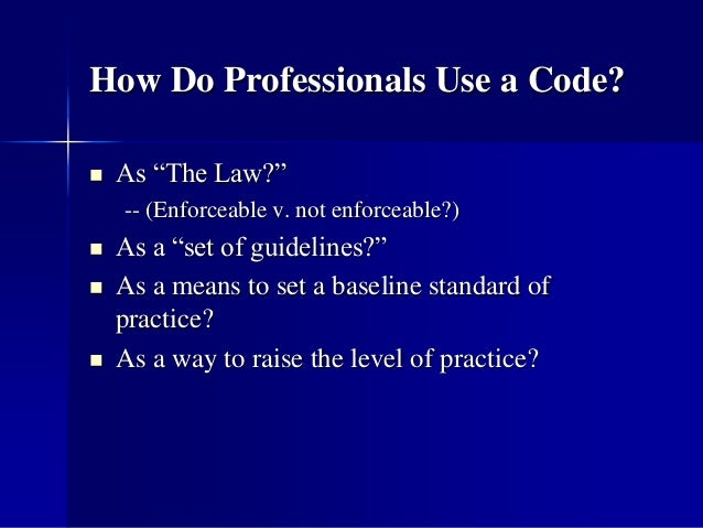nasw code of ethics human services Wednesday, january 4 ethics corner: ethical leadership based on the nasw code of ethics.