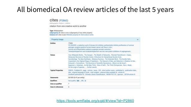The Zika corpus Bibliographic metadata layer Expert annotation layer Encyclopedic layer