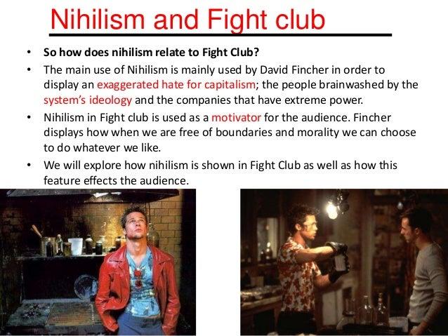 Fight club ideology