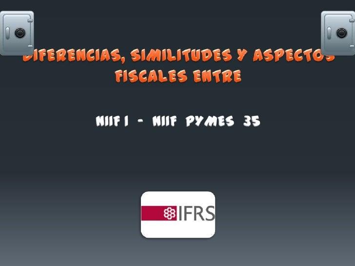NIIF 1 Adopción por primeravez de las normasinternacionales deinformación financiera  El objetivo de esta NIIF es asegurar...