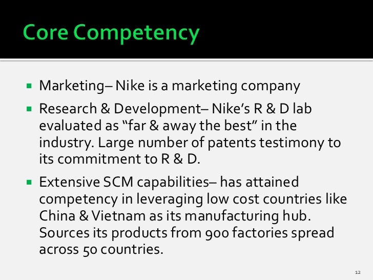 strategic analysis nike Pakistan is the most passionate country in the world in terms of sports it is the  time for nike to introduce his footwear and apparel for women's.