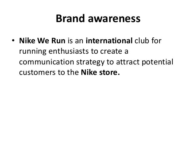 """nike and brand loyalty Impact of brand loyalty on sportswear customers: a case study of adidas  this research will shed light on impact of brand loyalty on sportswear customers of adidas  42 more improvement as per research findings and thus adidas can become word""""s number one brand leaving nike behind."""