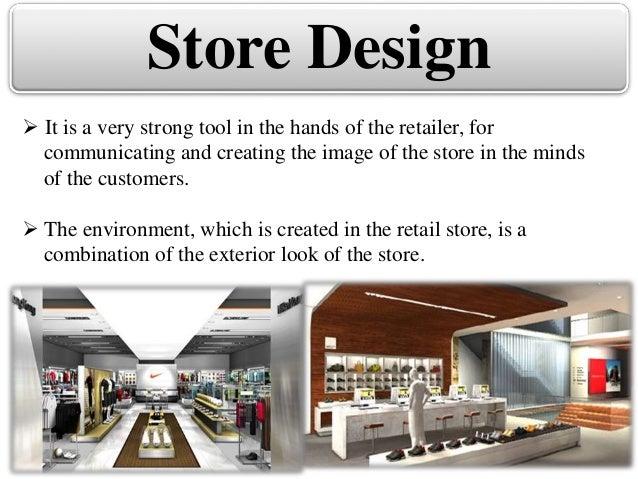Store Design Exterior Interior