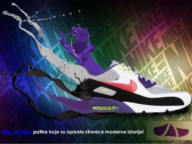 Nike Air Max patike koje su ispisale stranice moderne istorije!