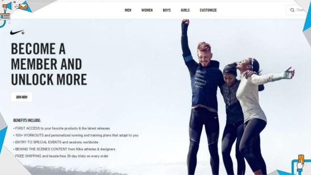 Nike: Caso de estudio en Tendencias Digitales 2017