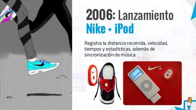 En 2012 Nike Fuel